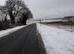 Neige Plou 18290 Neige dans le département du cher (18)