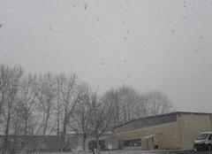 Neige Melle 79500 Chute de neige