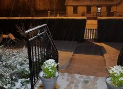 Neige Cours-les-Barres 18320 Neige