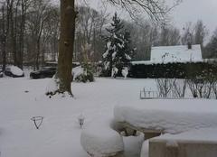 Neige Boutigny-Prouais 28410  Eure et loir