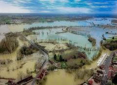 Pluie Branges 71500 Inondations Dec 2017