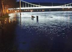 Catastrophe Elbeuf 76500 Elbeuf sous les eaux