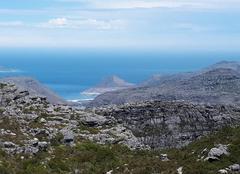 Chaleur Table Mountain Plein ete en afrique du sud