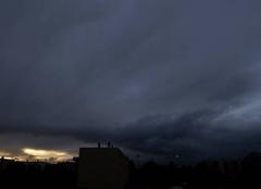 Ciel Niort 79000 Temps nuageux