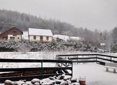 Neige Oberhaslach 67280 Il neige