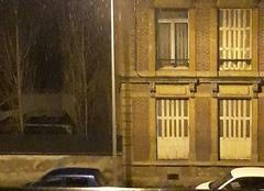 Neige Charleville-Mézières 08000 Neige qui tombe