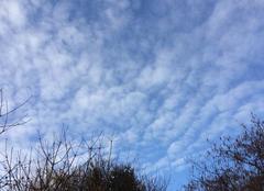 Ciel Aulnay-sous-Bois 93600 De jolis moutons dans le ciel