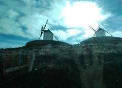 Vent Consuegra 45700 Molinos de viento!!