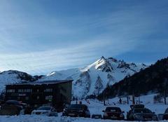 Ciel Mont-Dore 63240 Une belle journée