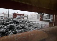 Neige Port-de-Bouc 13110 C'est plutôt de la neige