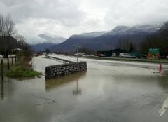 Pluie Ore 31510 Nationales inondées
