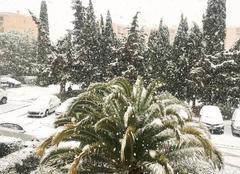 Neige Aix-en-Provence 13100 Aix sous la neige ..