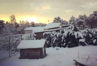 Ciel Sillans-la-Cascade 83690 Le soleil arrive