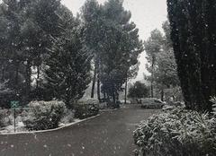 Neige Aix-en-Provence 13100 Neige 21 février