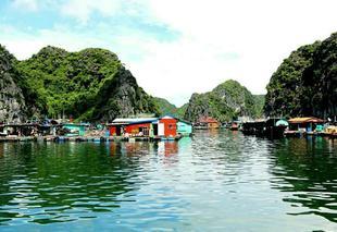 Mer Cam Pha Baie halong