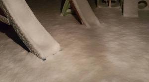 Neige Opio 06650 Opio sous la neige