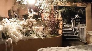 Neige Saint-Paul de Vence 06570 C?est magnifique
