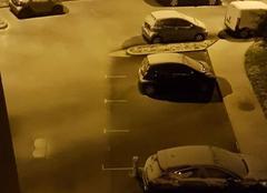 Neige Bastia 20600 Tempête
