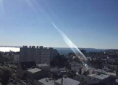 Ciel Brest 29200 Froid et soleil