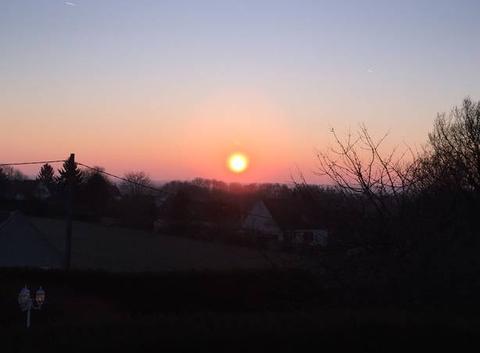 Bonjour au soleil