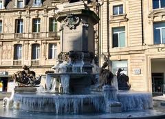 Froid Charleville-Mézières 08000 Fontaine Charles de Gonzague