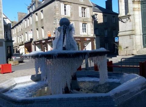 Place saint Gervais cet après midi