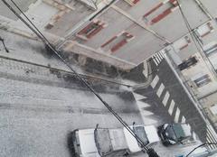 Neige Orléans 45000 Averse de neige et froid