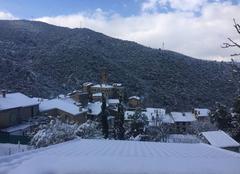Neige Omessa 20236 Neige en Haute-Corse