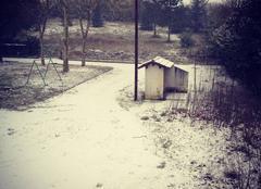 Neige Vic-Fezensac 32190 De la neige à vic fezensac