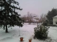 Neige Vic-Fezensac 32190 Vent neige à Vic Fezensac