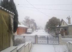 Neige Mont-de-Marsan 40000 Neige dans les landes