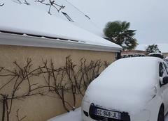 Neige Lescar 64230 Neige sur Lescar
