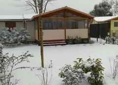 Neige Azur 40140 La cigale