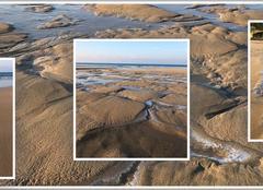 Froid Andel 22400 La mer gèle en Bretagne Sud !