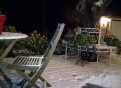 Neige Argenton-sur-Creuse 36200 Neige dans l'indre