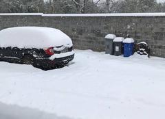 Neige Herepian 34600 Sous la neige
