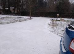 Neige Salignac-sur-Charente 17800 Neige à Salignac sur Charente