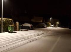 Neige La Membrolle-sur-Choisille 37390 La neige