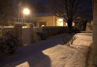 Neige Vouille 86190 Neige à Vouillé