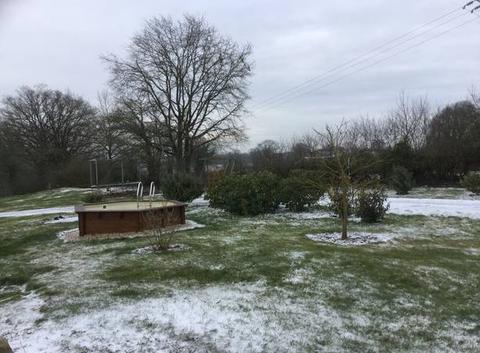 Dernière neige???