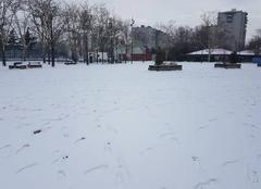 Neige Vaulx-en-Velin 69120 Chute de neige