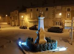 Neige Chauvigny 86300 Hier soir à 22h00