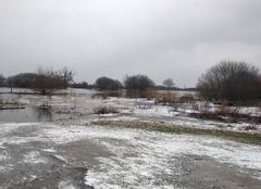 Neige La Chevroliere 44118 Lac de grand lieu.