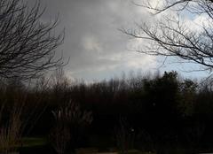 Ciel Doix 85200 Nuages, soleil et neige