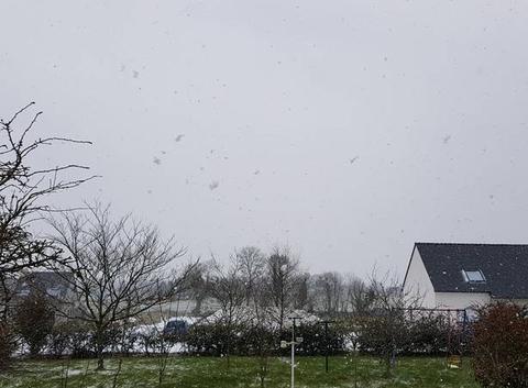 Flocons de neige depuis 10