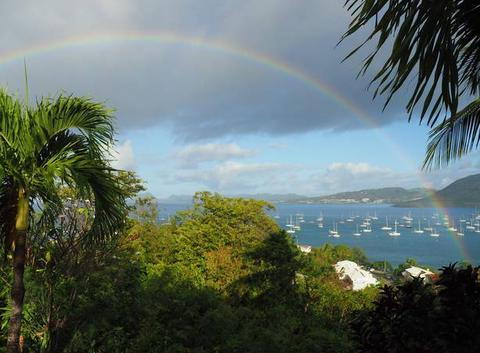 Arc en ciel Martinique