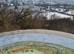 Neige Talant 21240 Sur les hauteurs de Dijon ?