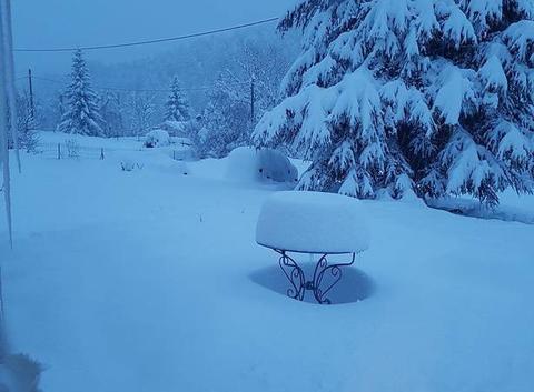 Neige à la Penne