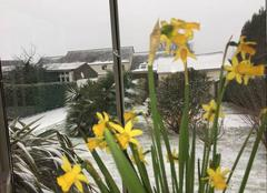 Ciel Savenay 44260 Hiver et printemps