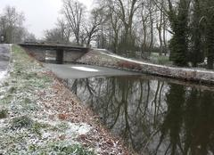 Froid Betton 35830 Le canal d'ile et rance